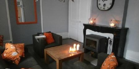 La Tulipe Orange La Tulipe Orange, Chambres d`Hôtes Granges Sur Vologne (88)