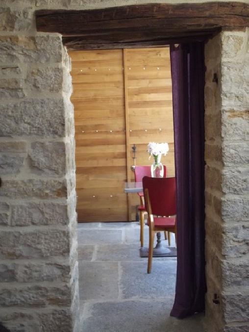 L'entre- Coeur, Chambres d`Hôtes Menetru Le Vignoble (39)