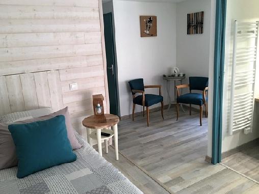 Le Relais Saillandous, Chambres d`Hôtes Le Gua (38)