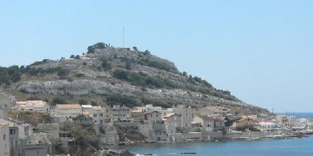 Bleu Calanques Bleu Calanques, Chambres d`Hôtes Marseille (13)