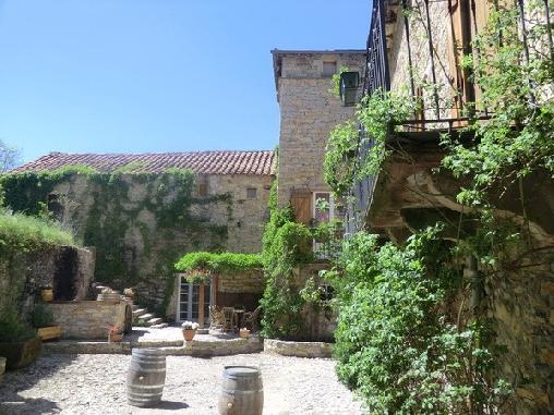 Domaine D'Alcapiès Caves de Roquefort, Chambres d`Hôtes Saint Jean D'alcapiès (12)