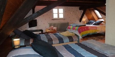 Les Chambres de Christine Les Chambres de Christine, Chambres d`Hôtes Wolfisheim (67)
