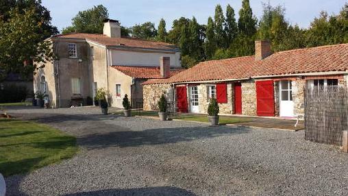 La Rabateliere, Chambres d`Hôtes Saint Colomban (44)