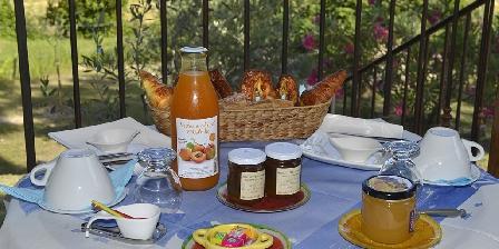 La Grange de Mailhac Petit déjeuner gourmand