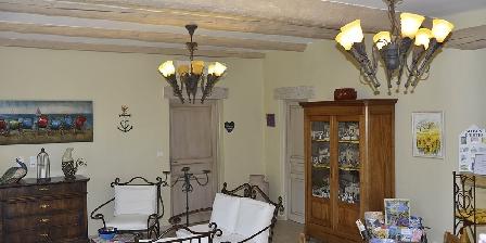 La Grange de Mailhac La pièce commune
