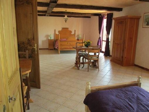 Chez Cédric, Chambres d`Hôtes Scherwiller (67)