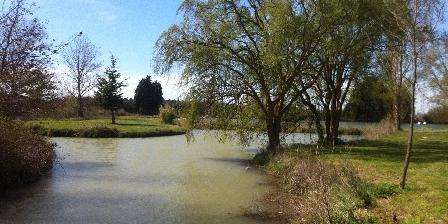 Domaine de Gach Le lac