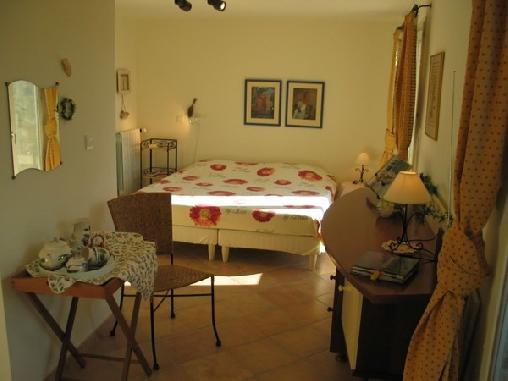Chambre d'hote Vaucluse - Les Cerisiers, Chambres d`Hôtes Bedoin (84)