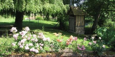 L'Anerie du Moulin du Parc L'Anerie du Moulin du Parc, Chambres d`Hôtes Bosrobert (27)
