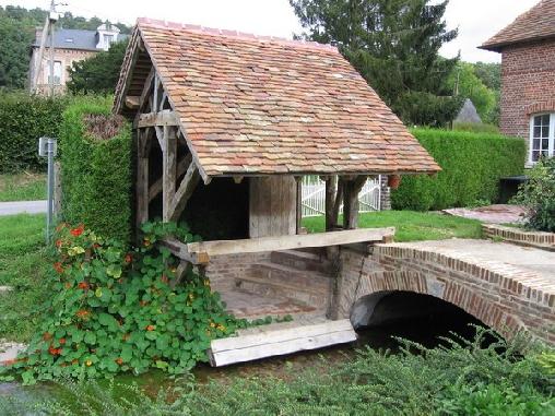 L'Anerie du Moulin du Parc, Chambres d`Hôtes Bosrobert (27)