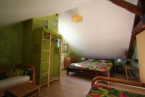 Chambre Bornéo