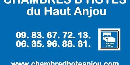 Chambres D'Hôtes du Haut Anjou Chambres D'Hôtes du Haut Anjou, Chambres d`Hôtes Thorigné D'Anjou (49)