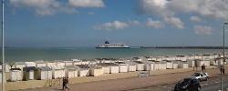 Chambre d'hotes Maison Vue Mer Sur La Plage De Calais