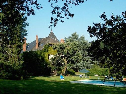 Domaine du Gue de La Roche, Chambres d`Hôtes Saint Yrieix Sous Aixe (87)