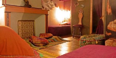 La Mystérieuse La Mystérieuse, Chambres d`Hôtes Soulan (09)