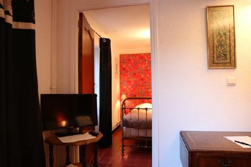 Chambre d'hote Pyrénées-Orientales - Domaine Val Auclair Villa Bleu Terrrasses, Chambres d`Hôtes Port Vendres (66)