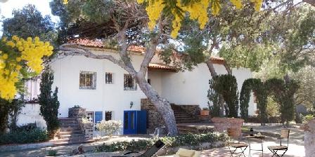 Domaine Val Auclair Villa Bleu Terrrasses Domaine Val Auclair Villa Bleu Terrrasses, Chambres d`Hôtes Port Vendres (66)