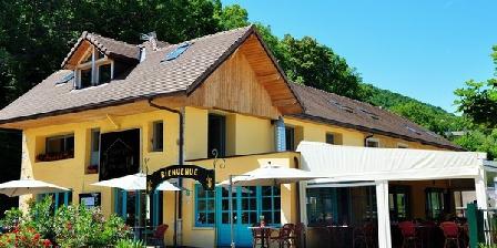 Auberge de Portout Auberge de Portout, Chambres d`Hôtes Chanaz (73)