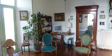 Montenaut Montenaut, Chambres d`Hôtes Lurais (36)