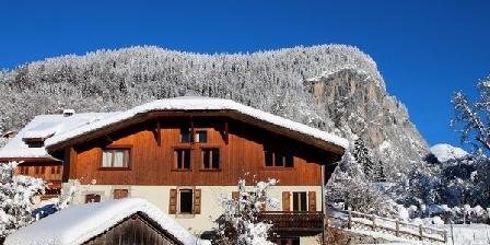 Chalet Alpina Chalet Alpina, Chambres d`Hôtes Samoens (74)