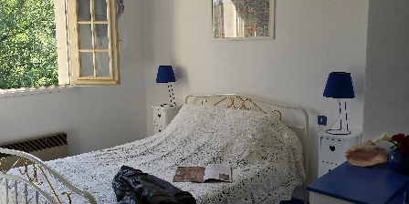 Fred & Jules Chambre bleue