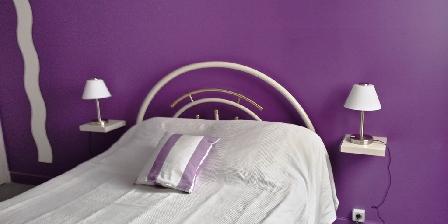 Fred & Jules Chambre violette