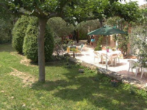 Chambre d'hote Vaucluse - Au Jardin des Oliviers, Chambres d`Hôtes Piolenc (84)