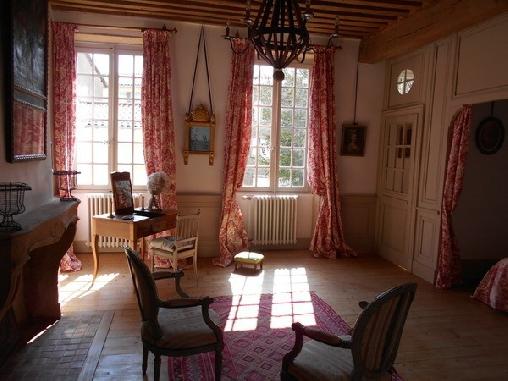 Chambre d'hote Rhône - La Chanoinesse, Chambres d`Hôtes Salles Arbuissonnas En Beaujolais (69)