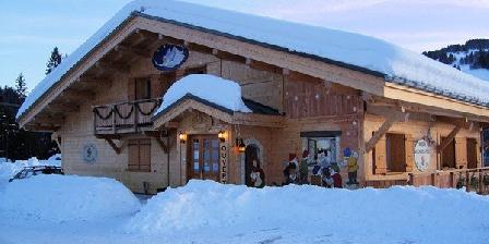 Maison des Contes de Fées Le Chalet en Hiver