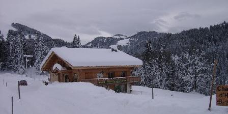 Maison des Contes de Fées Vue générale du Chalet