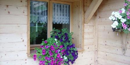 Maison des Contes de Fées Entrée fleurie