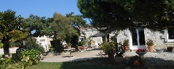 Bed and breakfast Les Roses Trémières De Gemozac
