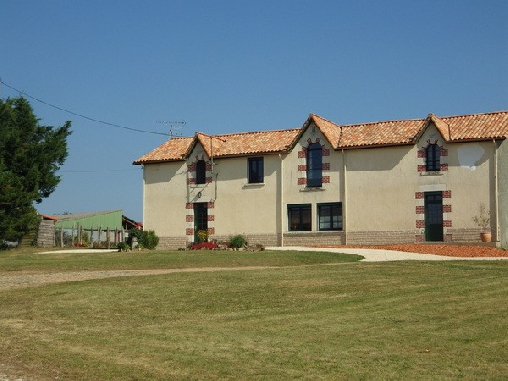 Chambre d'hote Vendée - La Haute Bouillere, Chambres d`Hôtes Chavagnes Les Redoux (85)