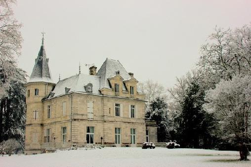 Château de Lagravade, Chambres d`Hôtes Layrac (47)