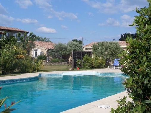 Chambre d'hote Vaucluse - La Parenthese Provence, Chambres d`Hôtes Visan (84)