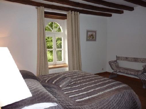 Chambre d'hote Sarthe - Le Moulin du Pont D'Iverny, Chambres d`Hôtes Montmirail (72)