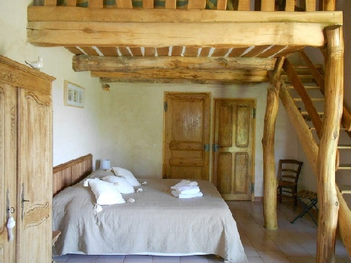 Chambre d'hote Ardèche - Mas de Bourlenc, Chambres d`Hôtes St Julien Du Serre (07)