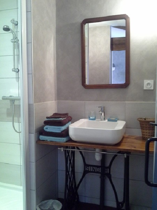 Chambre d'hote Deux-Sèvres - salle de bain