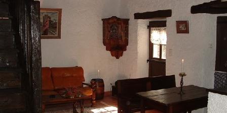 Gîte de Courbelimagne Gîte de Courbelimagne, Gîtes Raulhac (15)