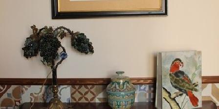 La Grenade Bleue La Grenade Bleue, Chambres d`Hôtes Pons (17)
