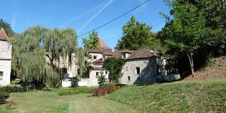 Manoir du Moulin de Leygues Manoir du Moulin de Leygues, Chambres d`Hôtes Touzac (46)