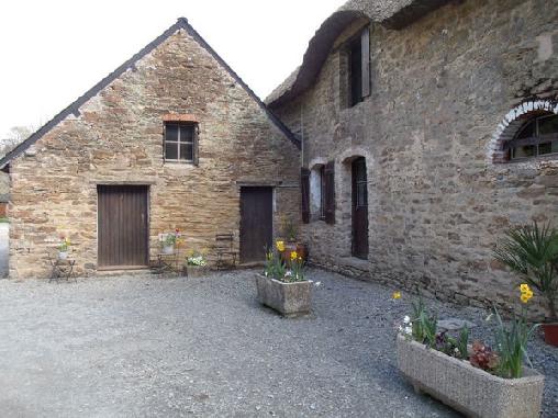 Domaine du Grand Condest, Chambres d`Hôtes Nivillac (56)