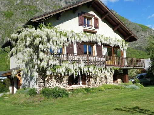 La Maison des Sapins, Chambres d`Hôtes Entraigues (38)