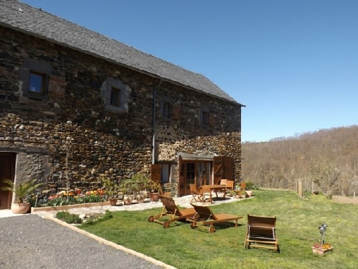 Chambres d'hotes Cantal, ...