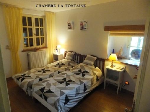 Santhonnax, Chambres d`Hôtes Cornod (39)