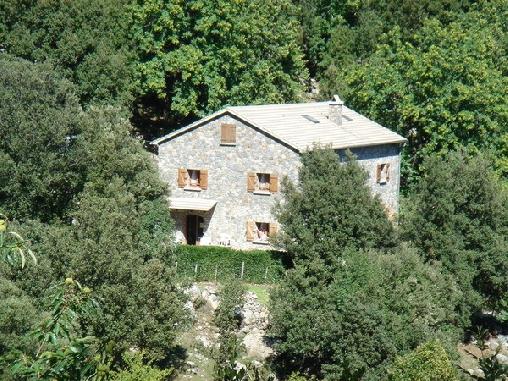 Chez Antoinette et Charles, Chambres d`Hôtes Santo Pitro Di Venaco (20)