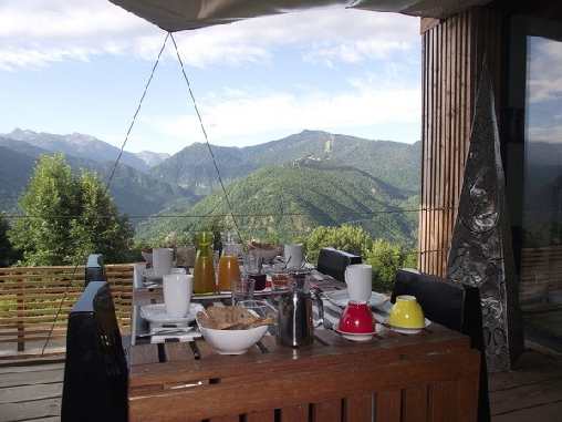 Chambre d'hote Ariège - Les Gardeilles, Chambres d`Hôtes Ignaux (09)