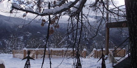 Les Gardeilles Les Gardeilles sous la neige