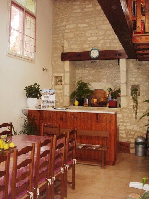 La Massonniere, Chambres d`Hôtes Mondion (86)