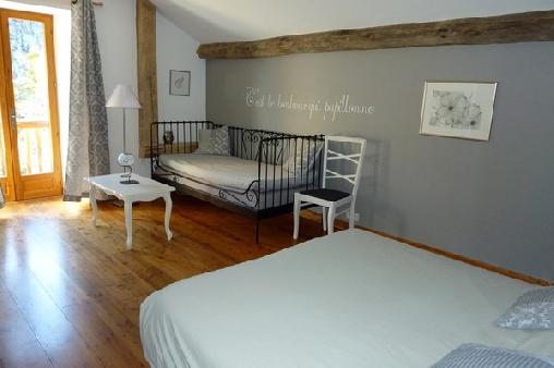Le Moulin Ollivier, Chambres d`Hôtes Saint André D'embrun (05)